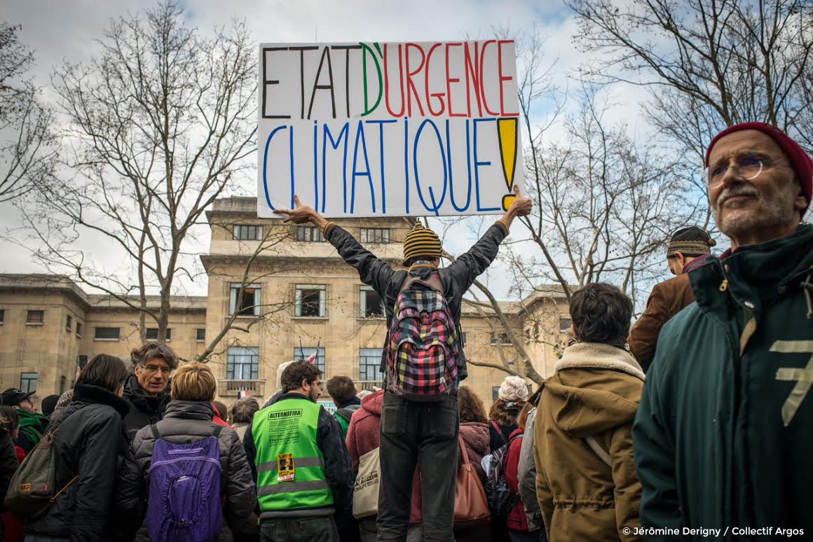 Village mondial des alternatives, les 5 et 6 décembre 2015 à Montreuil