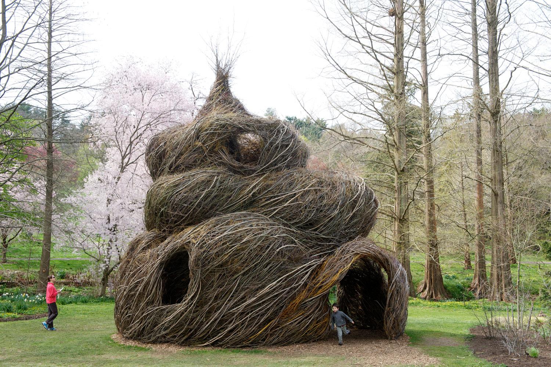 États-Unis (Morris Arboretum - Philadelphie), 2009