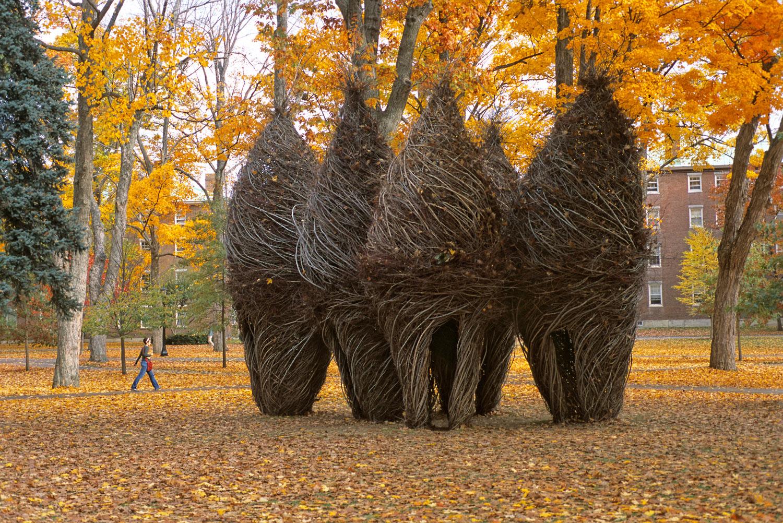 États-Unis (Bowdoin College Museum of Art – Maine), 2001
