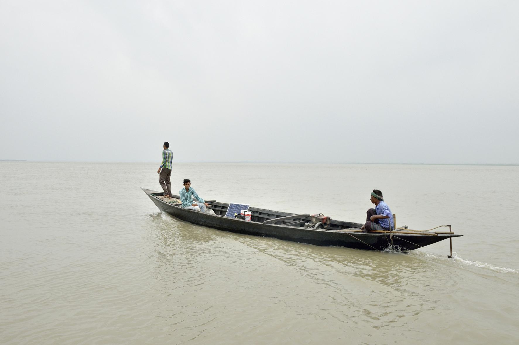 Bangladesh, sous le soleil émancipateur. Photographie : Laurent Weyl.