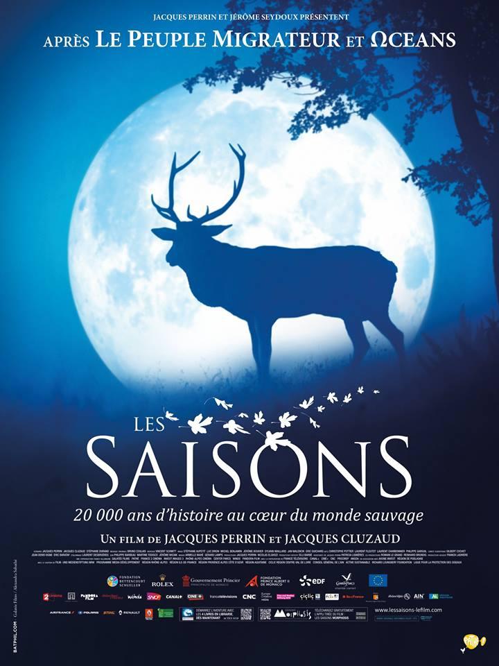 Film Les Saisons Jacques Perrin_Kaizen_affiche
