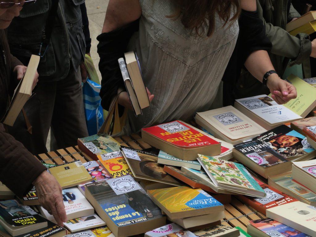Des livres gratuits pour créer du lien social avec Circul'Livre