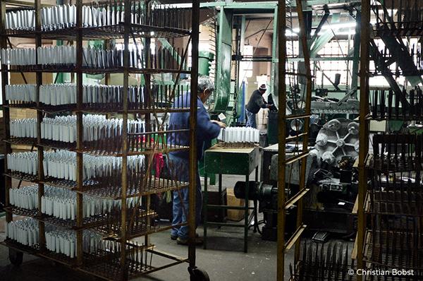 Comment les ouvriers argentins ont sauvé leurs usines
