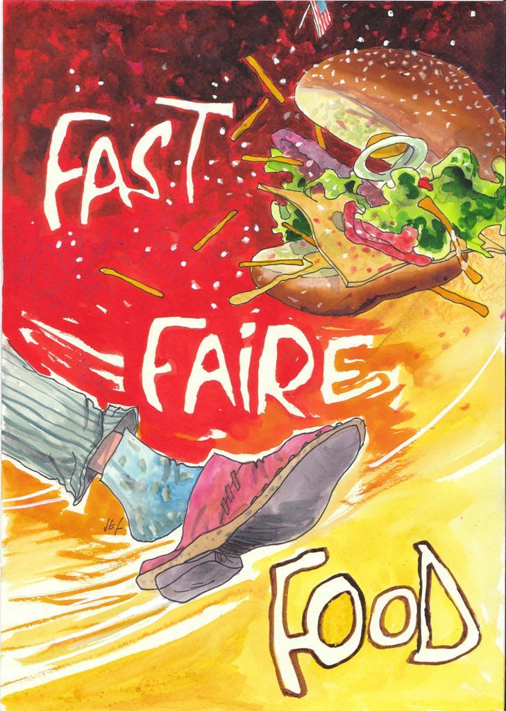 fast food   0093