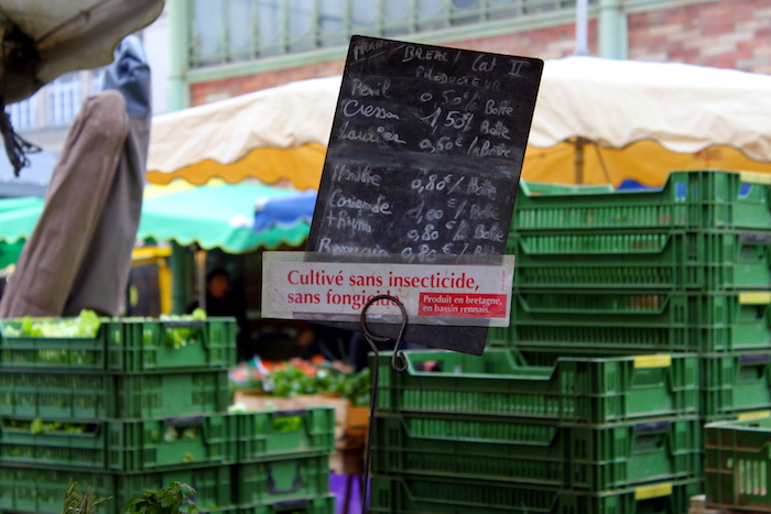Circuits courts alimentaires