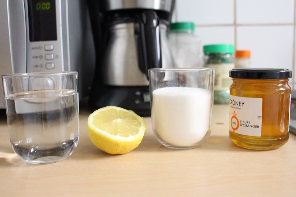 Cire orientale - ingrédients