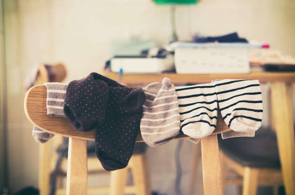 Fabriquer une bouillotte sèche avec une chaussette