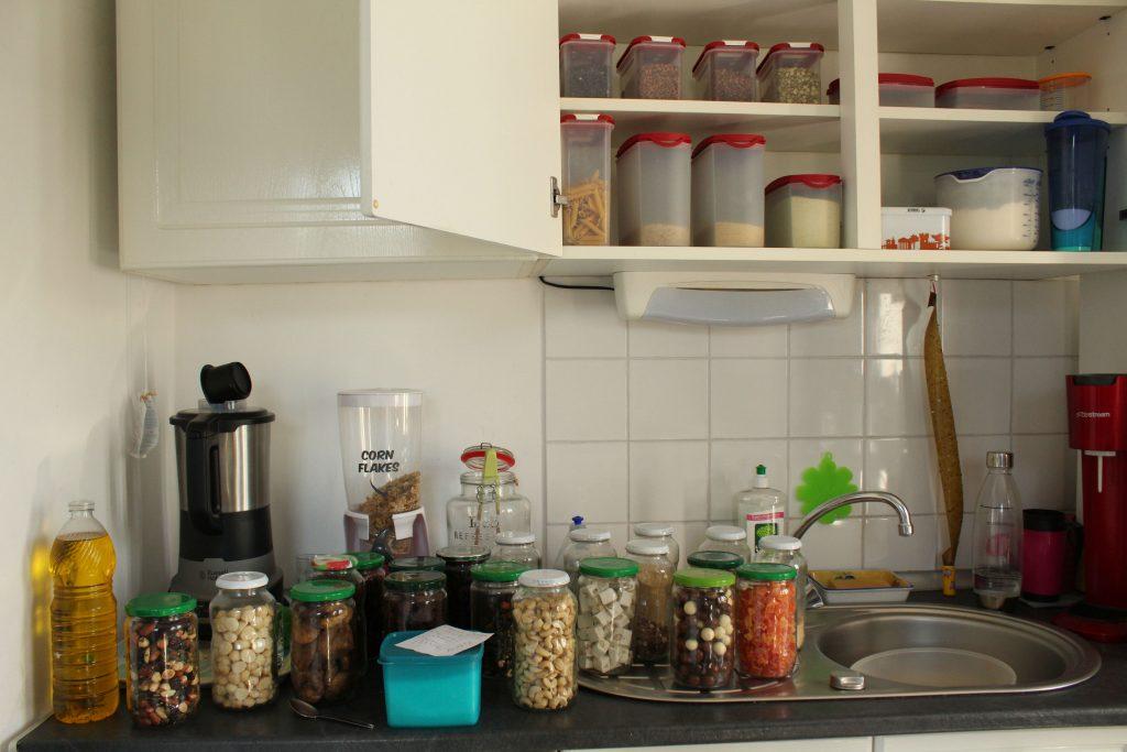 Achat en vrac, plats préparés soi-même... Le zéro déchet a métamorphosé la cuisine d'Andrée / ©Cypriane El-Chami