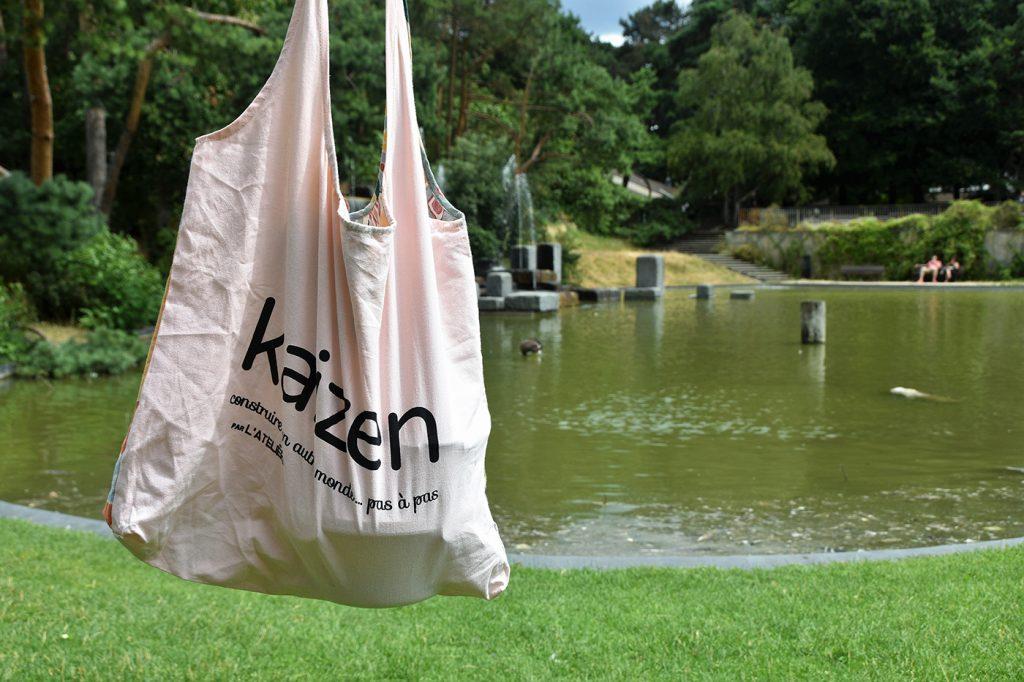 Le tote bag, l'allié indispensable du zéro déchet