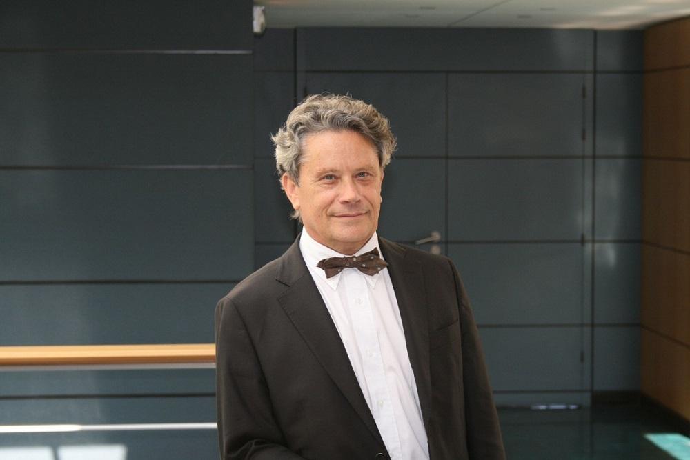 Georges Bullion est le président de l'association Messidor, spécialisée dans l'insertion professionnelle des personnes vivant avec un handicap psychique. ©Messidor